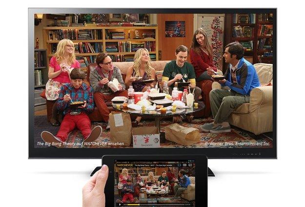 Watchever: Ab sofort mit Chromecast-Unterstützung, Maxdome folgt