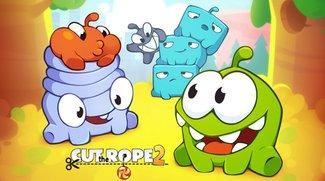 Cut the Rope 2: Jetzt auch im Play Store verfügbar