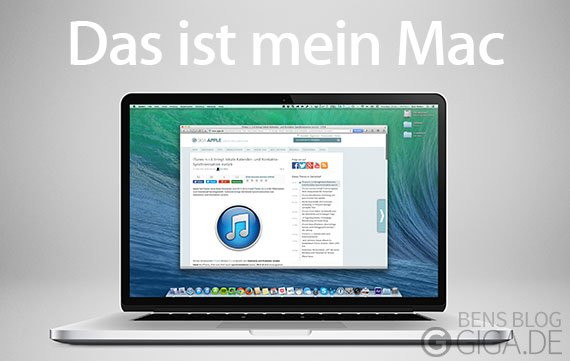 Das ist mein Mac: Apps und Tools in meinem Alltag
