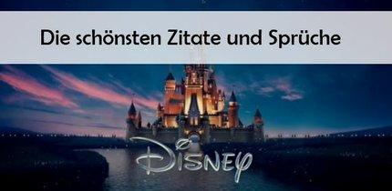 Die schönsten Disney-Zitate: Sprüche von König der Löwen bis Bambi