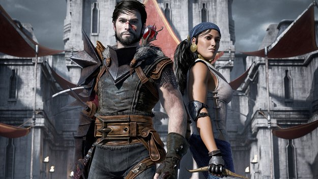 Dragon Age - Inquisition: Soll 40 Enden und 5 Hauptareale bieten