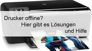 Drucker offline: so schaltet man ihn wieder online