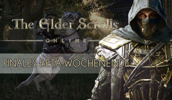Elder Scrolls Online: Finales Beta-Wochenende als Kaiserlicher spielen (Update)