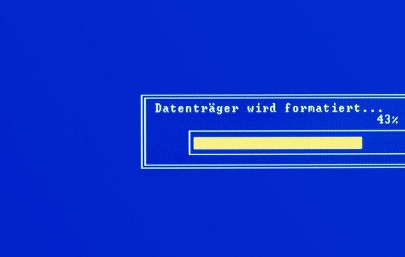 Externe Festplatte formatieren und partitionieren in nur 10 Minuten