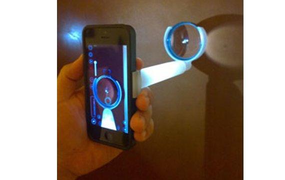 Aus iPhone wird EyePhone: Augendiagnostik mit Smartphone