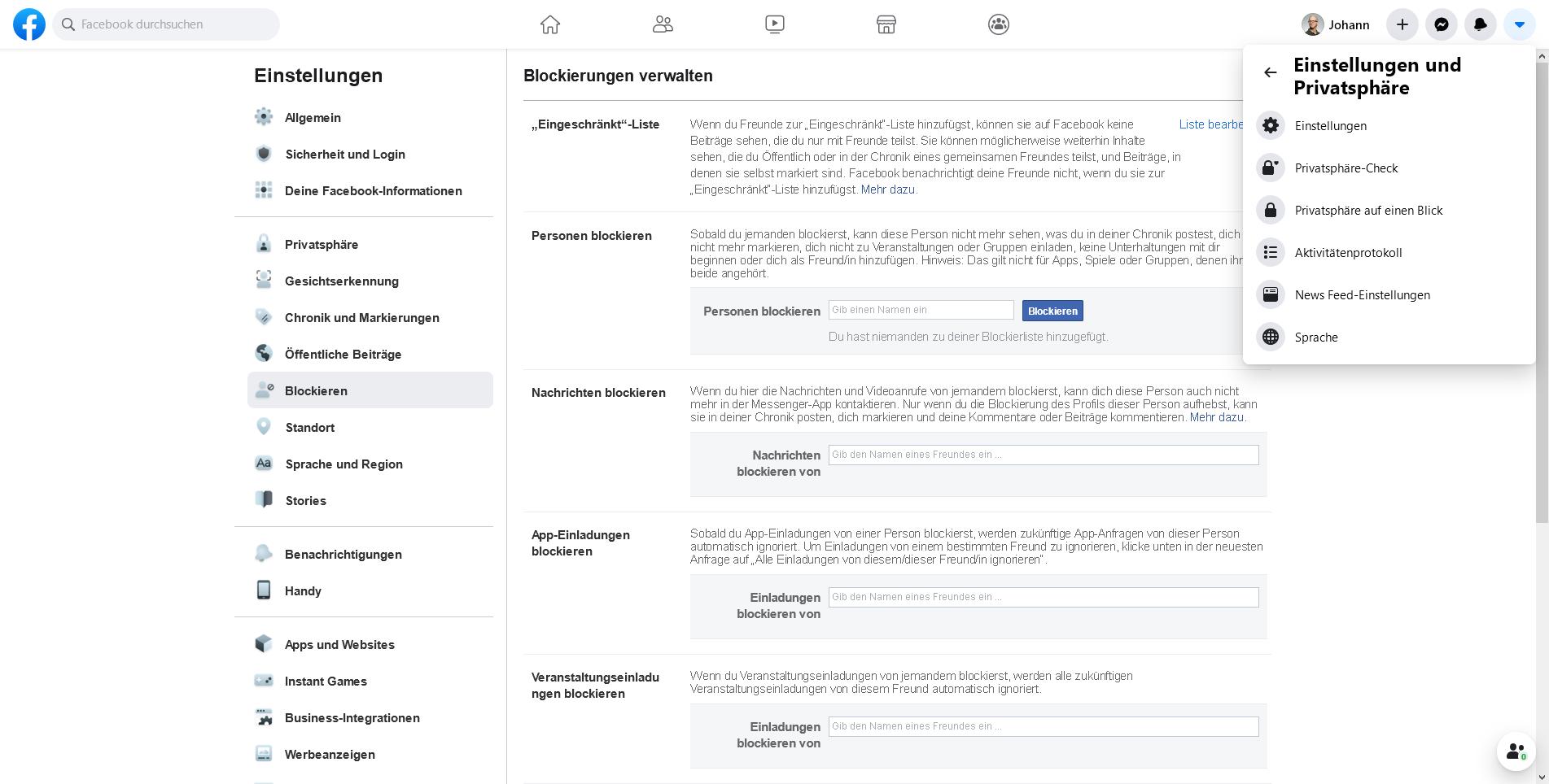 Facebook messenger nachrichten ignorieren rückgängig