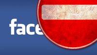 Facebook: Personen blockieren – in Browser und App