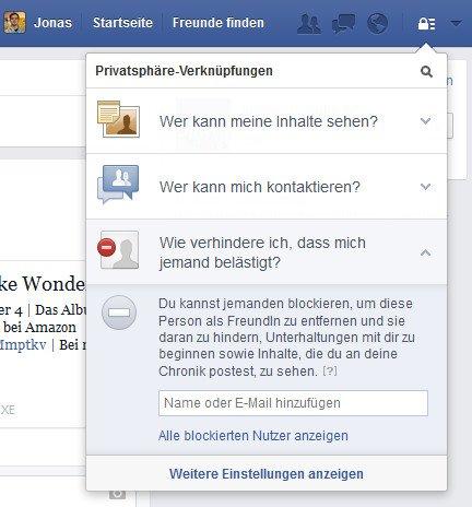 Blockiert Bei Facebook So Findet Ihr Es Heraus Giga