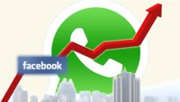 Nach Kauf durch Facebook: WhatsApp wächst weiter