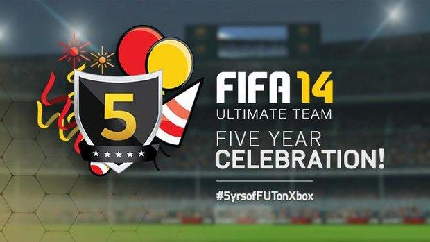 Infografik: FIFA Ultimate Team feiert fünfjähriges Bestehen