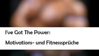 Fitness-Sprüche für Facebook, WhatsApp und Co.: Motivation pur