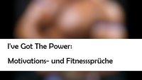 Fitness-Sprüche für Facebook, WhatsApp und Co.: Motivation pur