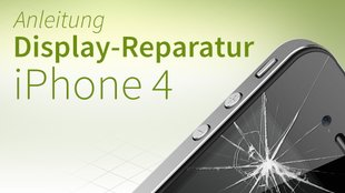 iPhone 4 Display: Reparatur-Anleitung und FAQ/Troubleshooting