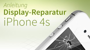 iPhone 4s Display: Reparatur-Anleitung und FAQ/Troubleshooting