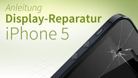 iPhone 5 Display: Reparatur-Anleitung und FAQ/Troubleshooting
