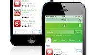 Alternative zur Suche im App- und iTunes-Store: fnd als Web-App