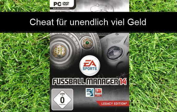 Fussball Manager 14 Cheat Fur Unendlich Viel Geld