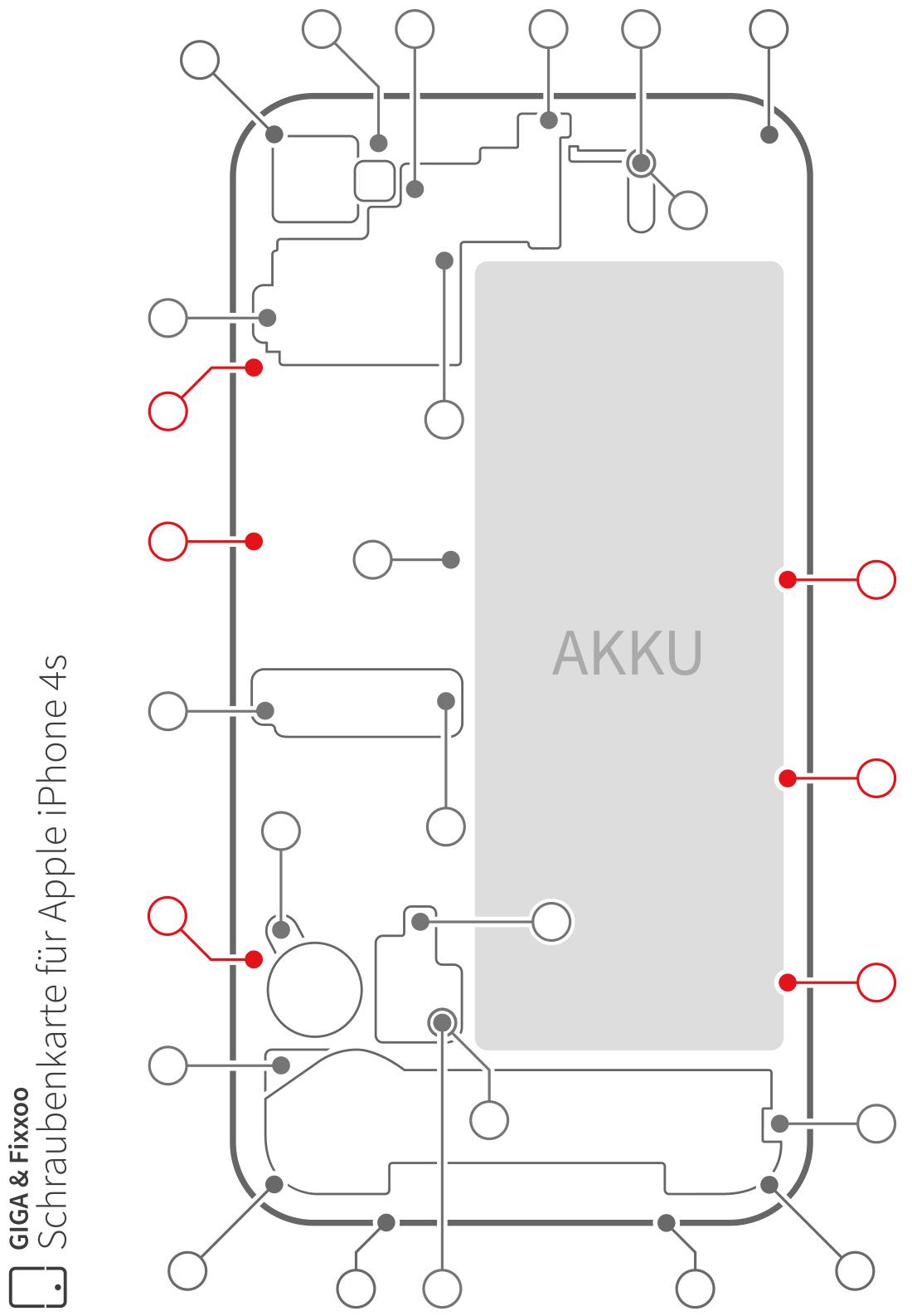 iphone 4s display reparatur anleitung und faq troubleshooting giga. Black Bedroom Furniture Sets. Home Design Ideas