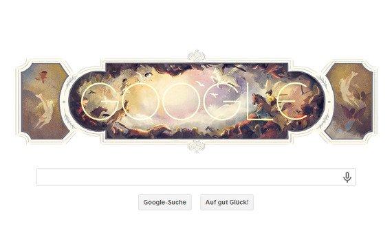 Giambattista Tiepolo: Google Doodle zum 318. Geburtstag des Malers