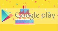 Google Play Store feiert Geburtstag: Filme (ab 0,99€) & Alben abstauben