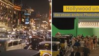 Oscars 2014 - Filmszenen wie sie ohne visuelle Effekte aussehen
