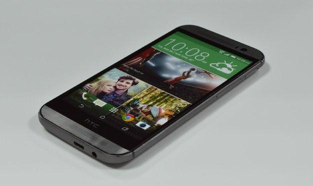 HTC One (2014): Android 4.4.2 mit Sense 6.0 im Video, Hersteller deutet wasserdichtes Gehäuse an