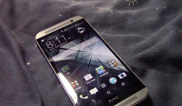 HTC One (2014): 12-minütiges Video zeigt One-Nachfolger von allen Seiten