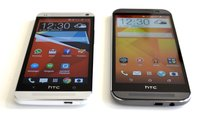 HTC One (M8, 2014) vs. HTC One (M7, 2013): Flaggschiffe im Hands-On-Vergleich [Video]