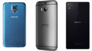 HTC One (M8) vs. Samsung Galaxy S5 vs. Sony Xperia Z2: Kameravergleich unter Lowlight-Bedingungen