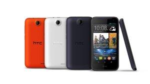 HTC Desire 310 - neues Einsteiger-Modell