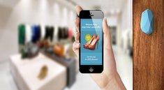 iBeacon: Die Zukunft des Shoppens im Hands-on-Video
