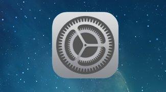 iOS 7.1: Bei Problemen während der Installation…