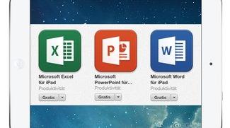 Microsoft Office für iPad und iPhone (Download): Word- & Excel-Dateien bearbeiten