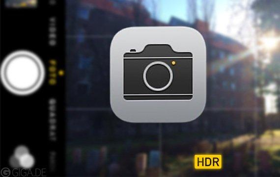 HDR der iPhone-Kamera (iOS 7.1): Wieso, weshalb, warum?