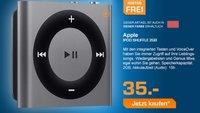 Nur jetzt: Neuer iPod shuffle für 35 Euro, Samsung-SSD für 129 Euro!