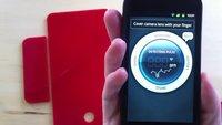 Samsung Galaxy S5-Pulsmesser: App bringt Herzschlag-Messung auf jedes Smartphone