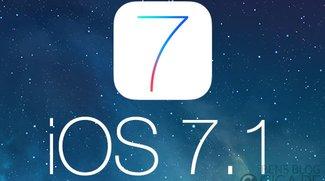 iOS 7.1 veröffentlicht: Neuerungen im Überblick - Download [Update]