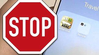 iOS 7.1 unterbindet verschachtelte Ordner (Warnung)