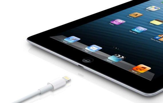 Apple bringt heute auch das iPad 4 zurück, als Nachfolger des iPad 2 [Update]
