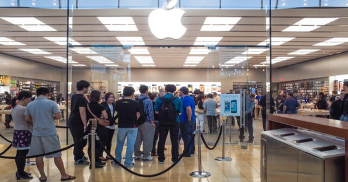 Apple verkauft im ersten Quartal mehr iPhones als erwartet