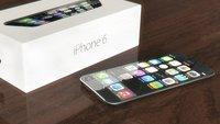 iPhone 6 mit konvexem Display im Video (Konzept)