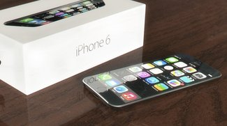 iPhone 6 mit konvexem Display im Video (Konzept)