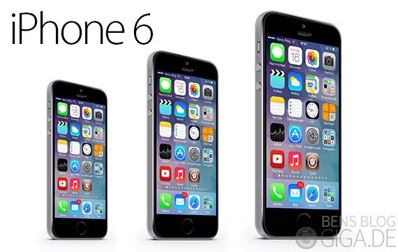 iPhone 6: Ultra-Retina-Display und 2.6 GHz Apple A8 - Analyse