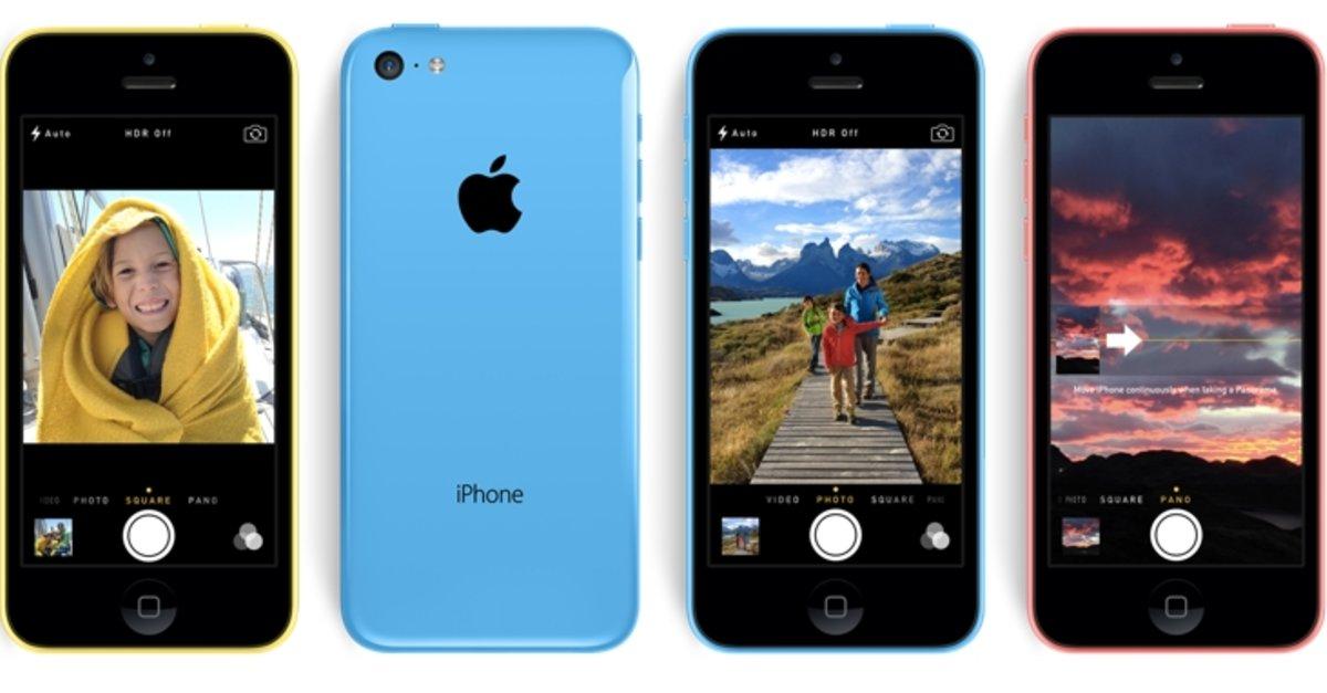 iPhone 5c: Warum es die 8-Gigabyte-Variante nur in wenigen Ländern gibt