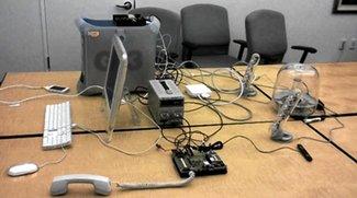 Top Secret: In diesem Raum wurde das iPhone OS entwickelt (Bild des Tages)
