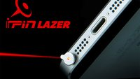 iPin Lazer: Skurriles Laser-Plug-in fürs iPhone