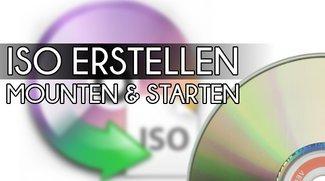 ISO erstellen, öffnen und starten - einfach erklärt