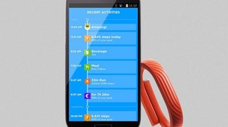 Jawbone UP24: Activity-Tracker mit Android-Unterstützung ab sofort in Deutschland erhältlich