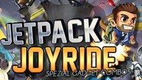 Jetpack Joyride: Alle Spezial Gadget-Combos auf einen Blick