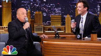 Video des Tages: Billy Joel und Jimmy Fallon jammen mit dem iPad